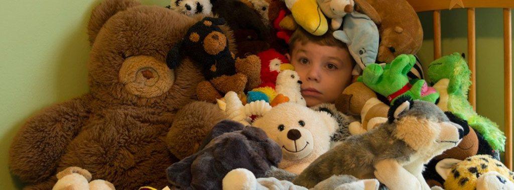 El Síndrome del niño hiperregalado se caracteriza por un exceso de regalos el día de Papá Noel y los Reyes Magos.