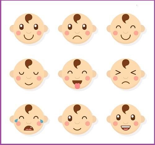 Ayudemos a nuestros hijos a identificar sus emociones con frases como: <<Es normal que te sientas...>> <<¿Cómo crees que te sientes?>> <<Entiendo que puedas sentirte...>>