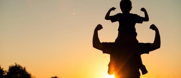 Los padres vivimos las vulnerabilidades  de los hijos (su miedo, su ansiedad) como propias, al igual que los hijos viven las nuestras