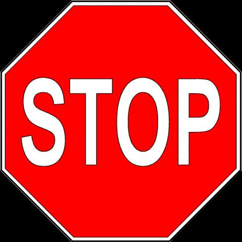 ¡STOP! Que el mundo no se acaba