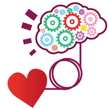 Corazón y cerebro autorregulándose el uno al otro