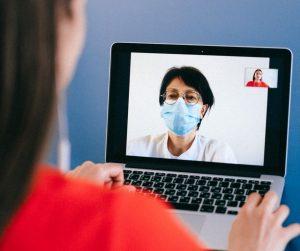 videollamada para consulta médica