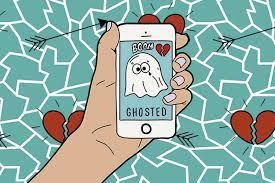 El Ghosting es una acción a través de la cual una persona desaparece de tu vida repentinamente, como si fuera un fantasma.